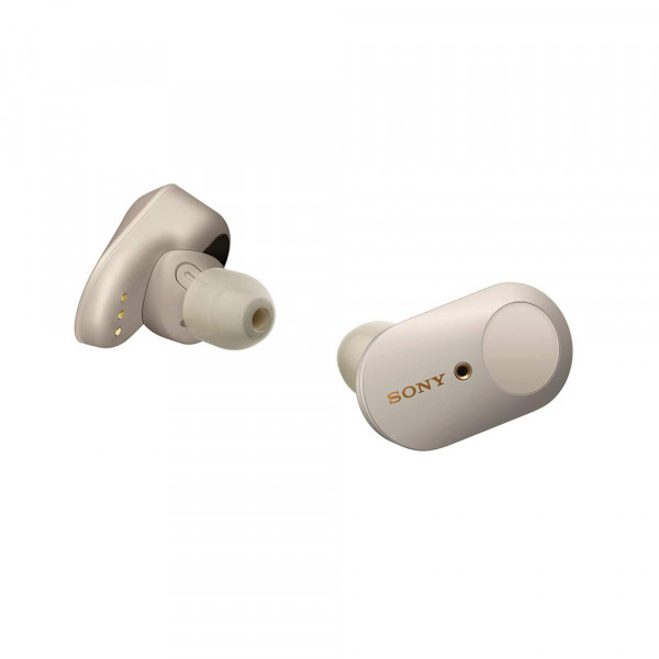 Sony WF-1000XM3 Noise Canceling Platinum Silver