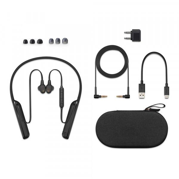 Sony WI-1000XM2 Noise Canceling Black
