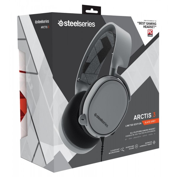 SteelSeries Arctis 3 Slate Grey