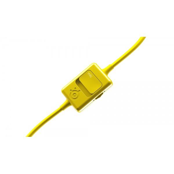 SteelSeries Siberia 200 Proton Yellow