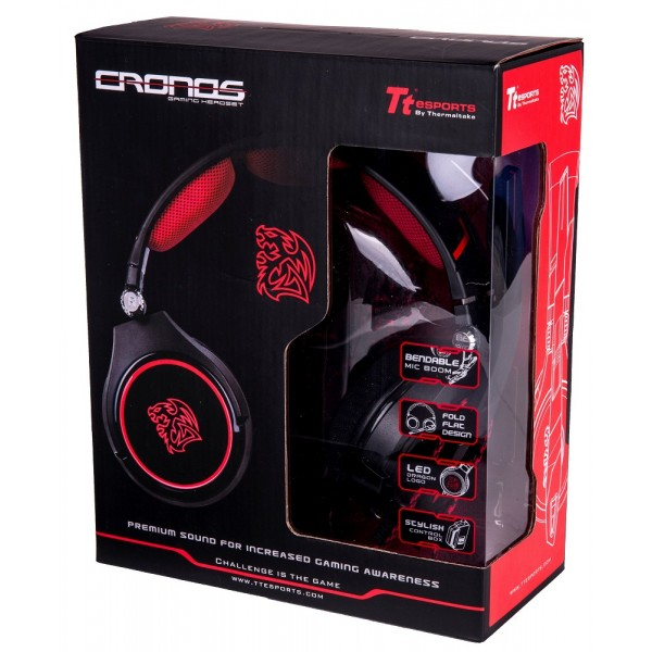 Tt eSPORTS Cronos Boosted Bass Edition