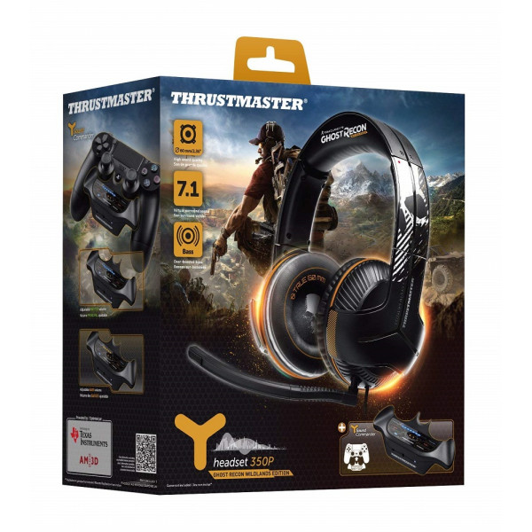 Thrustmaster Y-350P 7.1 Powered Ghost Recon Wildlands Edition
