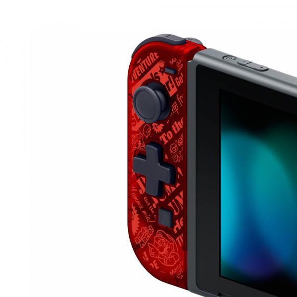 Hori D-Pad Controller (L) Mario Edition
