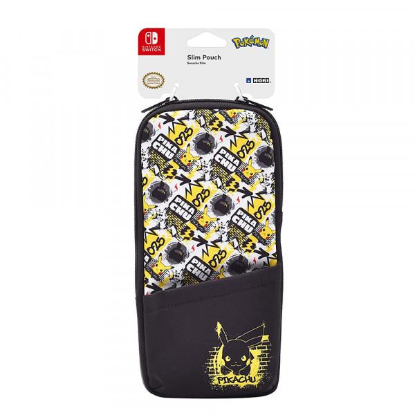 Hori Slim Pouch (Pikachu) for Nintendo Switch