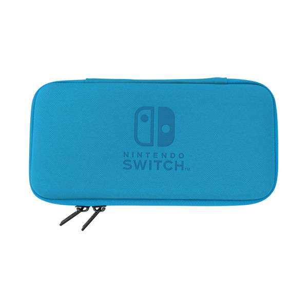 Hori Slim Tough Pouch (Blue) for Nintendo Switch Lite