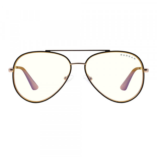 Gunnar Maverick Clear Black Gold