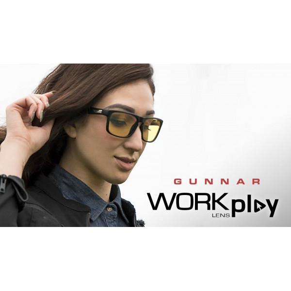 Gunnar Intercept Onyx Work-Play