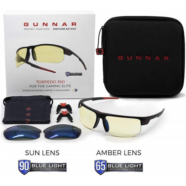 Gunnar Torpedo 360 Amber Onyx
