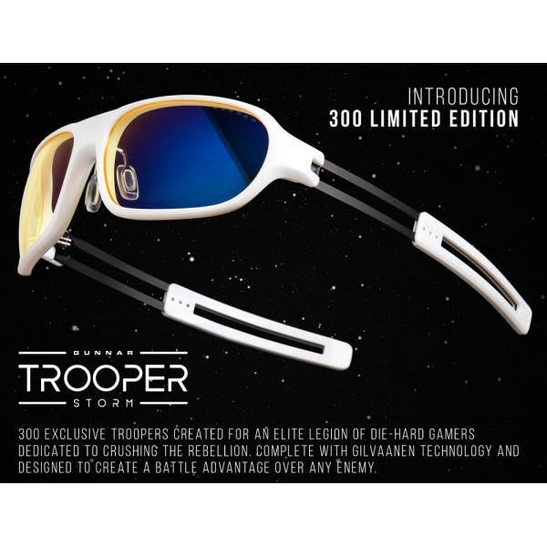 Gunnar Trooper Storm