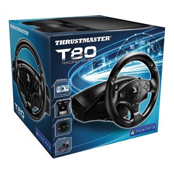 Thrustmaster T80 Racing Wheel PS3/PS4