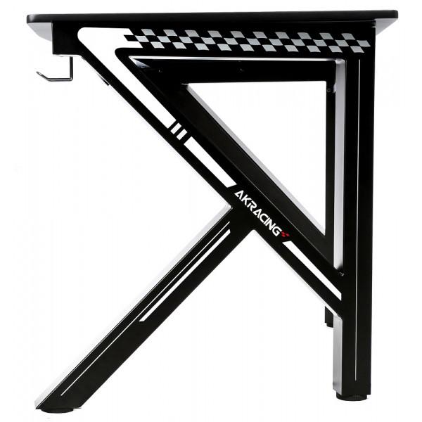 AKRacing Gaming Desk-140 White