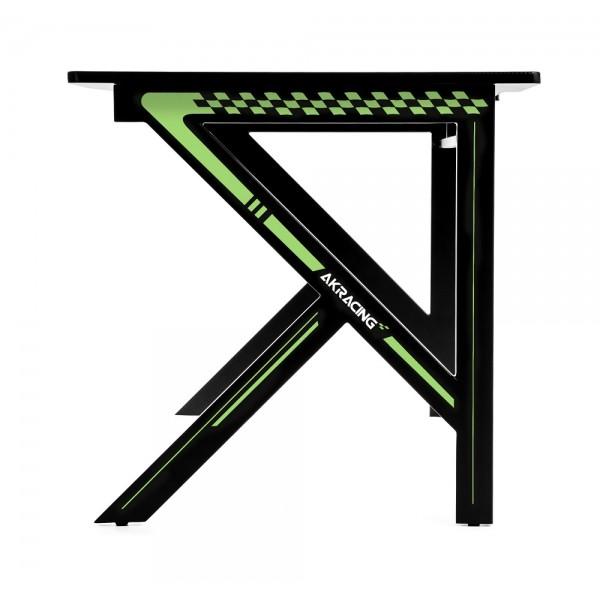 Компьютерный стол AKRacing Gaming Desk Green