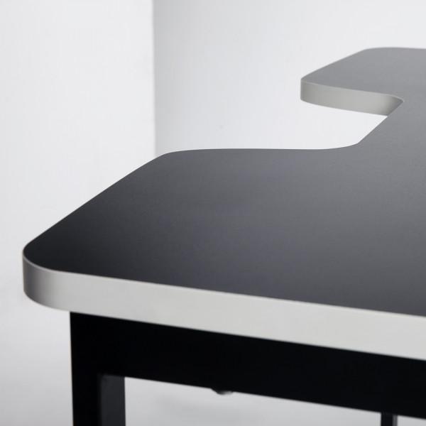 WARP Smarty One-C Black White
