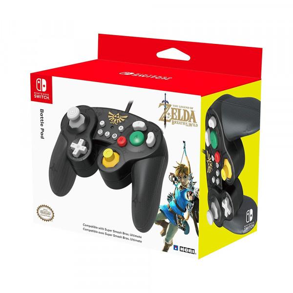 Hori Battle Pad (Zelda) for Nintendo Switch