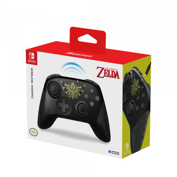 Hori Wireless HORIPAD for Nintendo Switch The Legend of Zelda