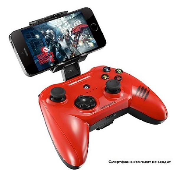 Mad Catz C.T.R.L. i Gamepad for iOS red