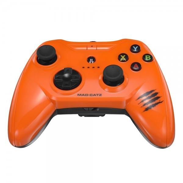 Mad Catz C.T.R.L. i Gamepad for iOS orange