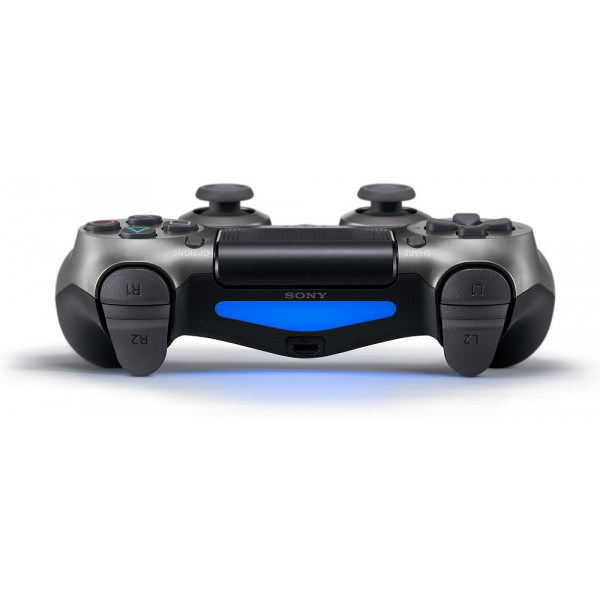 Sony PlayStation DualShock 4 Steel Black