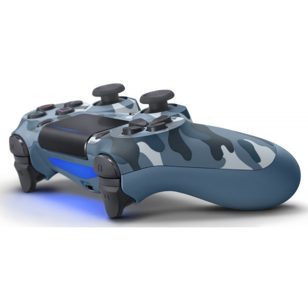 Sony PlayStation DualShock 4 Blue Camouflage