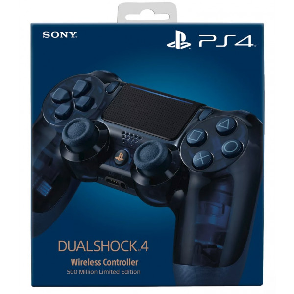 Sony PlayStation DualShock 4 500 Million Limited Edition