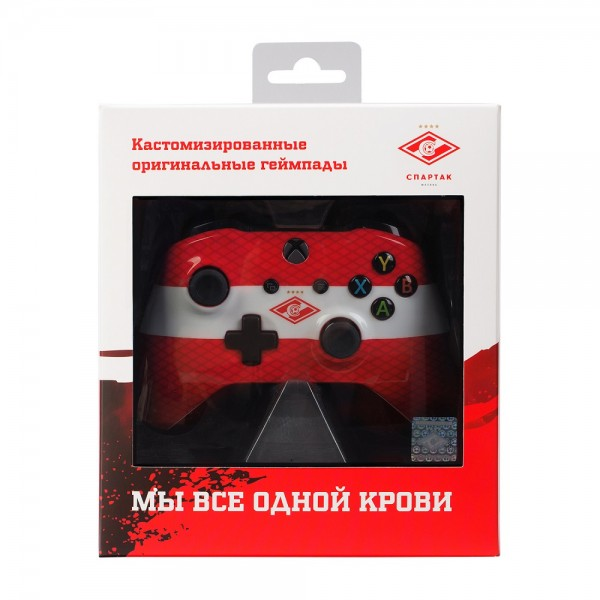 Microsoft Xbox One Wireless Controller FC Spartak