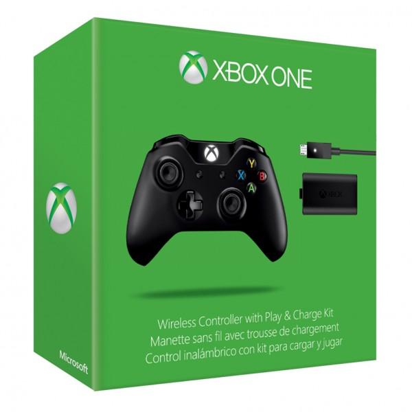 Microsoft Xbox One Wireless Controller + комплект зарядки