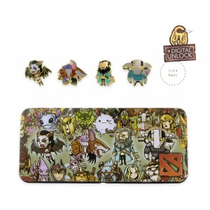 Dota 2 2015 Hero Pin Pack №1