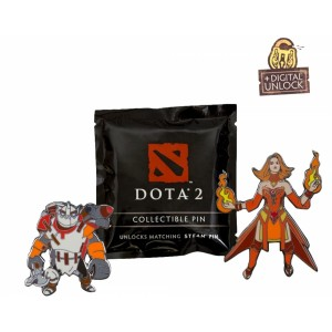 Dota 2 Blindbox Collectible Pins