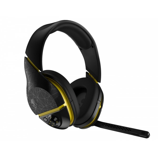 SKULLCANDY PLYR 2 black/yellow