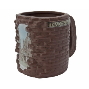 ABYstyle 3D Mug Harry Potter: Diagon Alley