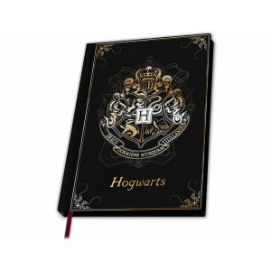 ABYstyle A5 Premium Notebook Harry Potter: Hogwarts