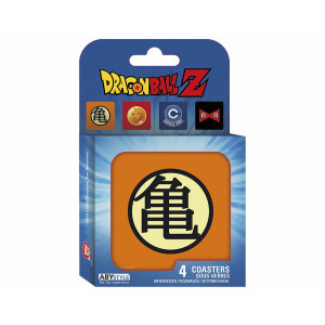 ABYstyle Coasters Dragon Ball Z: Symbols
