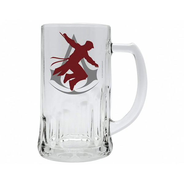 """ABYstyle Glass Assassin's Creed: Chope """"Silhouette"""""""
