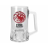 ABYstyle Glass Game of Thrones: Targaryen