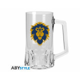 ABYstyle Glass World of Warcraft: Tankard Alliance