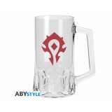 ABYstyle Glass World of Warcraft: Tankard Horde