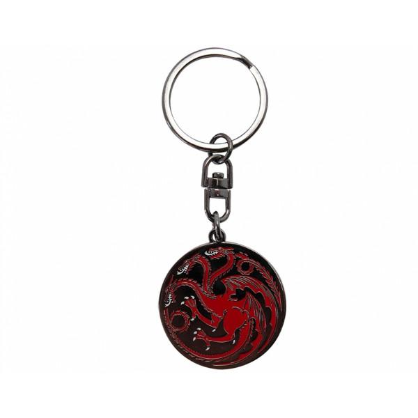 Брелок ABYstyle Keychain Game of Thrones: Targaryen