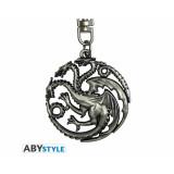 ABYstyle Keychain Game of Thrones: Targaryen 3D
