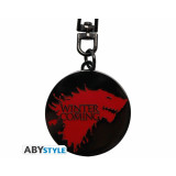 ABYstyle Keychain Game of Thrones: Winter is Coming
