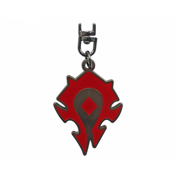 ABYstyle Keychain World of Warcraft: Horde