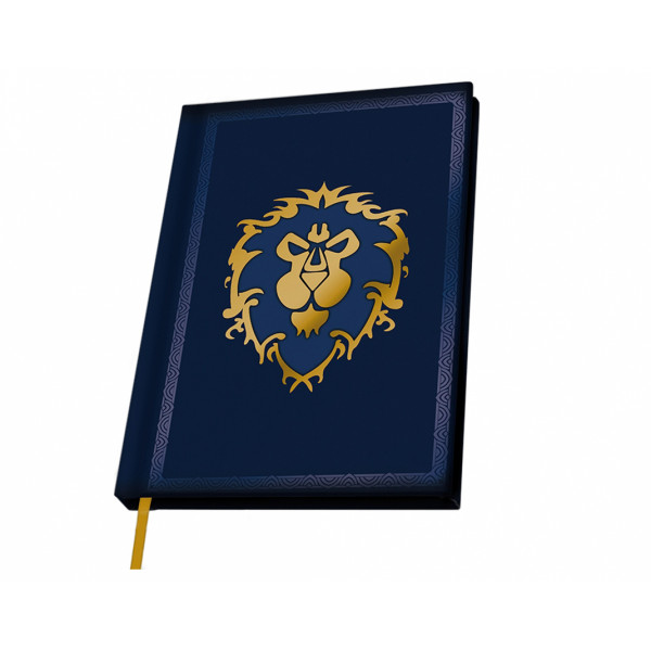 ABYstyle Notebook A5 World of Warcraft: Alliance