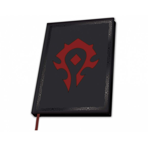 ABYstyle Notebook A5 World of Warcraft: Horde