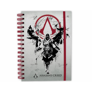 ABYstyle Notebook Assassin's Creed Legacy