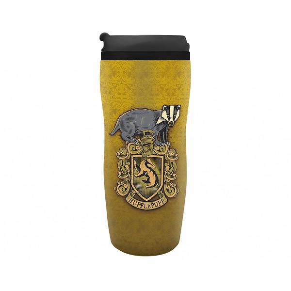 ABYstyle Travel Mug Harry Potter: Hufflepuff