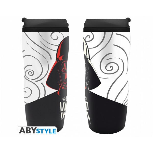 ABYstyle Travel Mug Star Wars: Vader Graphic