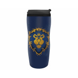 ABYstyle Travel Mug World of Warcraft: Alliance
