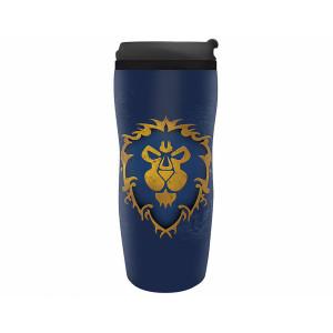 ABYstyle Travel Mug World of Warcraft: Alliance
