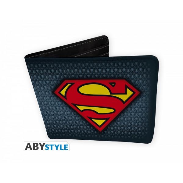 ABYstyle Wallet DC Comics: Superman Suit Vinyl