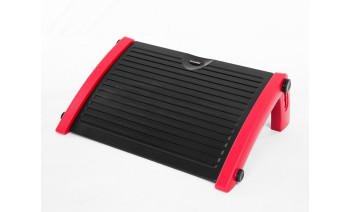 AKRacing Footrest Black/Red