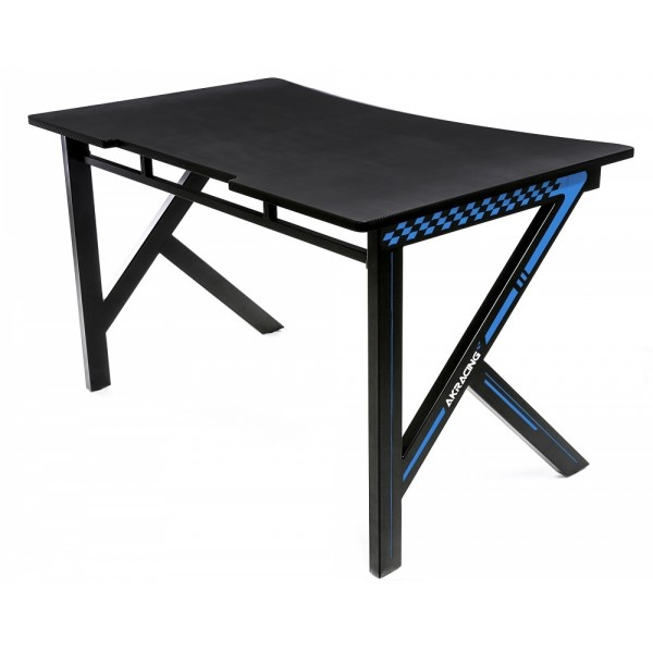 Компьютерный стол AKRacing Gaming Desk Blue